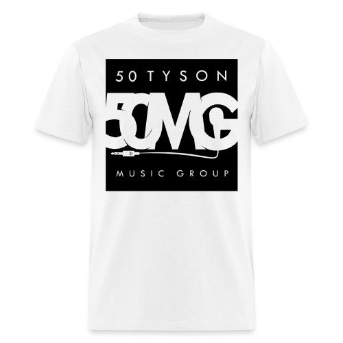 50MG Full Logo black - Men's T-Shirt