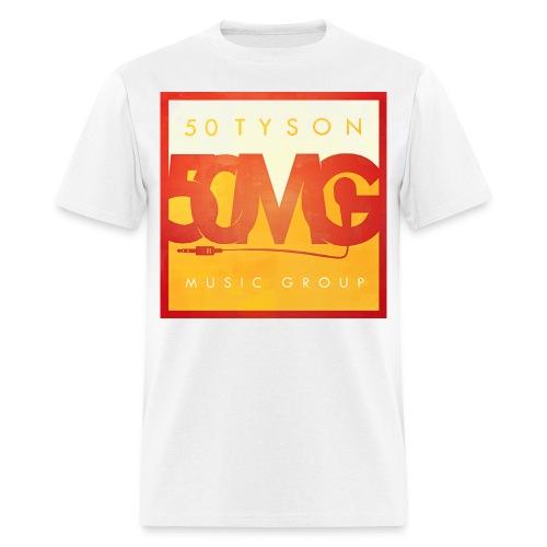 50MG Full Logo color - Men's T-Shirt