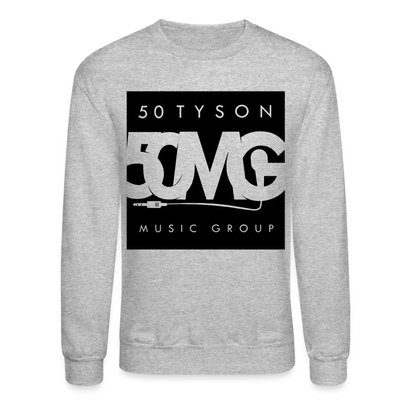 50MG Full Logo black crew - Crewneck Sweatshirt