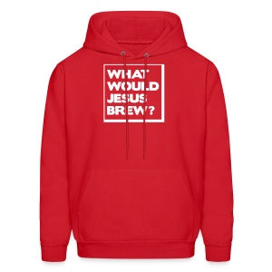 What would Jesus brew? - Men's Hoodie