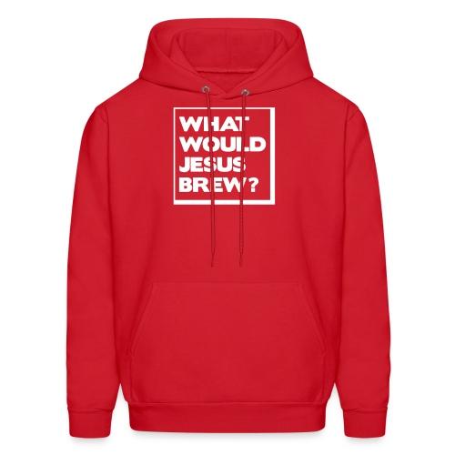 What would Jesus brew? - Men's Hoodie