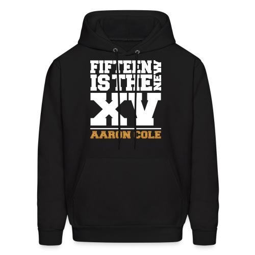 Aaron Cole 15 Hoodie  - Men's Hoodie