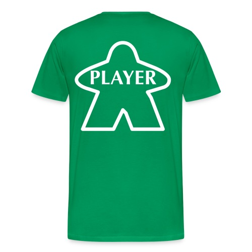 Green Player - Men's Premium T-Shirt