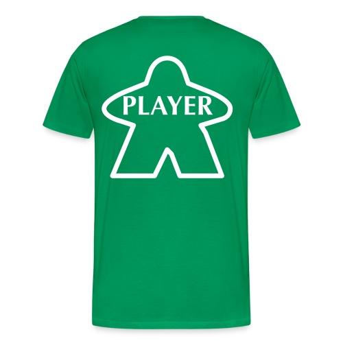 Green Player - Men's Premium T-Shirt