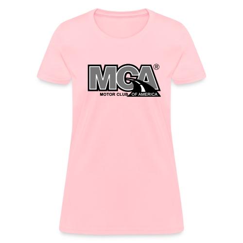 Womens Pink T-Shirt - Women's T-Shirt