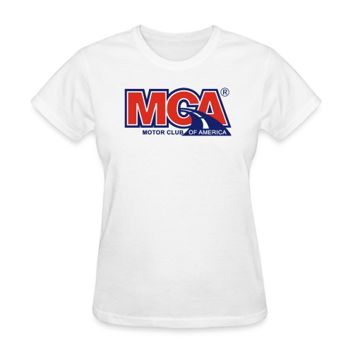 Womens White T-Shirt - Women's T-Shirt
