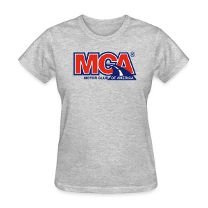 Womens Grey T-Shirt - Women's T-Shirt