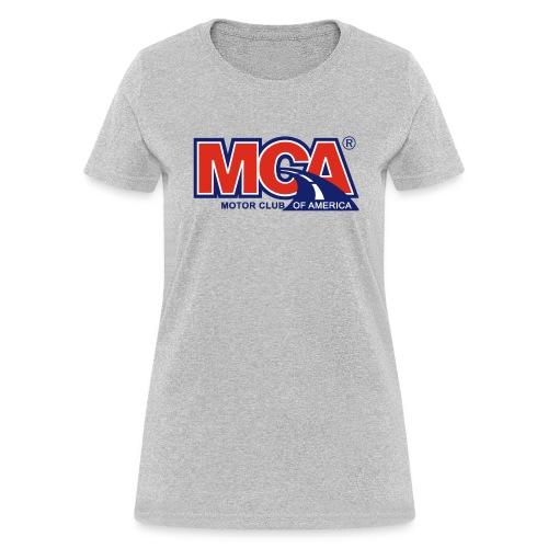 Womens Grey T-Shirt - Women's T-Shirt