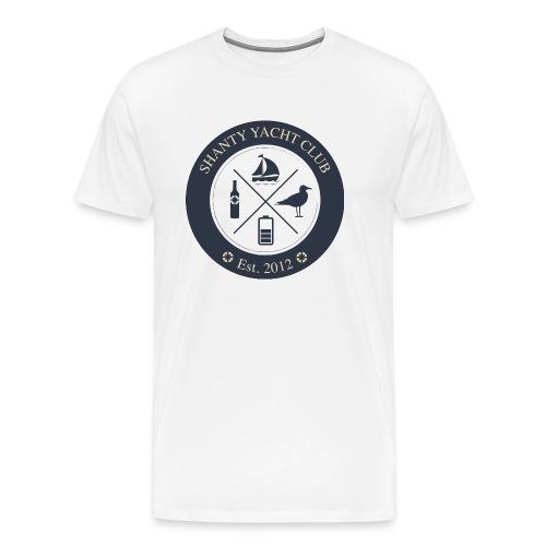 Shanty Main Logo Premium Shirt - Men's Premium T-Shirt