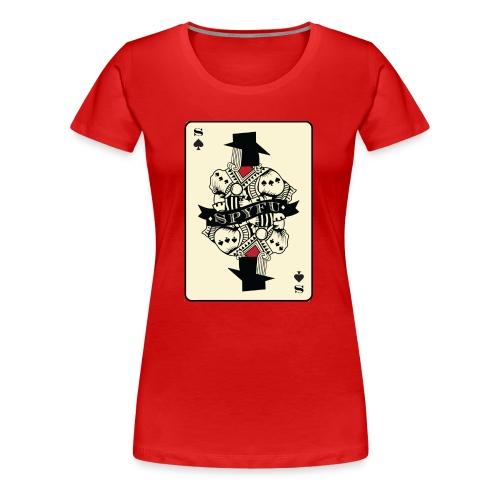 LasVegas_KingWide - Women's Premium T-Shirt