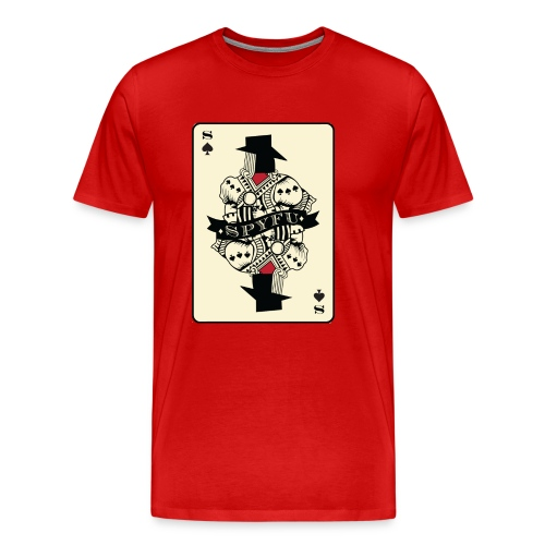 LasVegas_KingWide - Men's Premium T-Shirt