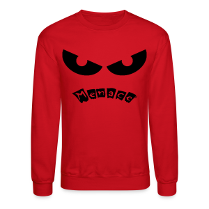 Menace013 Logo - Crewneck Sweatshirt