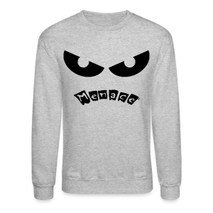 Menace013 Logo - Crewneck Sweatshirt