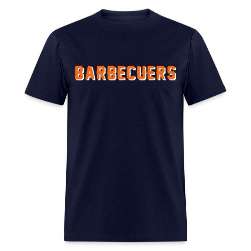 Cespedes BBQers Shirt - Men's T-Shirt