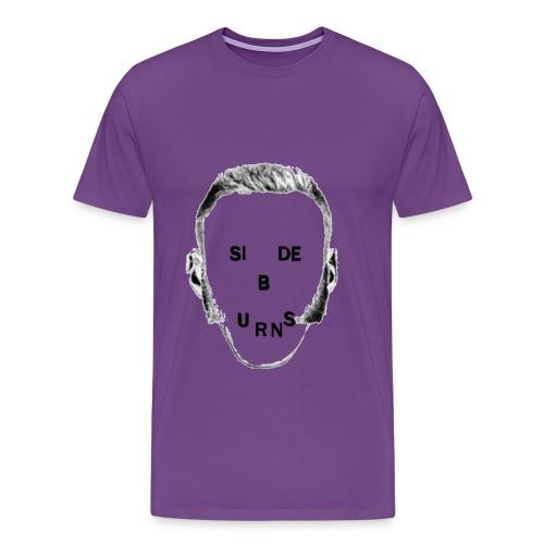 SideBurns - Men's Premium T-Shirt