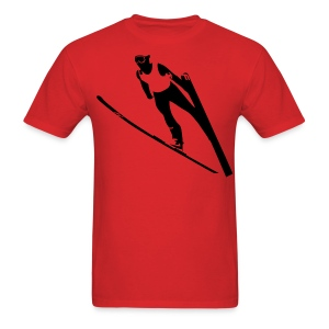 Ski Jumper T-Shirt - Men's T-Shirt