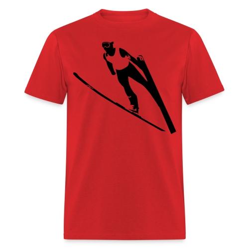 Ski Jumper T-Shirt - Men's T-Shirt