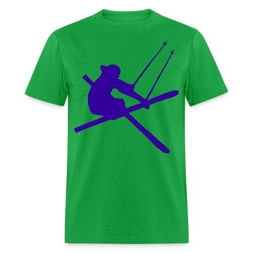 Freeskier T-Shirt - Men's T-Shirt