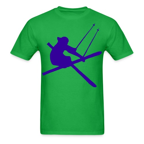 Freeskier T-Shirt - Men's T-Shirt