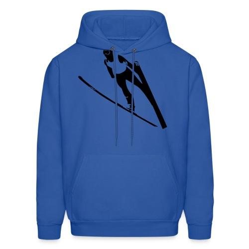 Ski Jumper Hoodie - Men's Hoodie