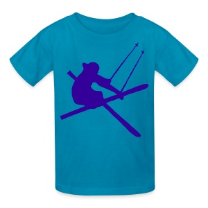 Freeskier T-Shirt - Kids' - Kids' T-Shirt