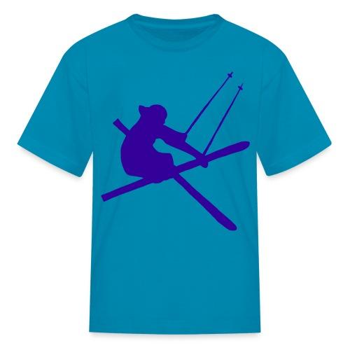 Freeskier T-Shirt - Kids' - Kids' T-Shirt