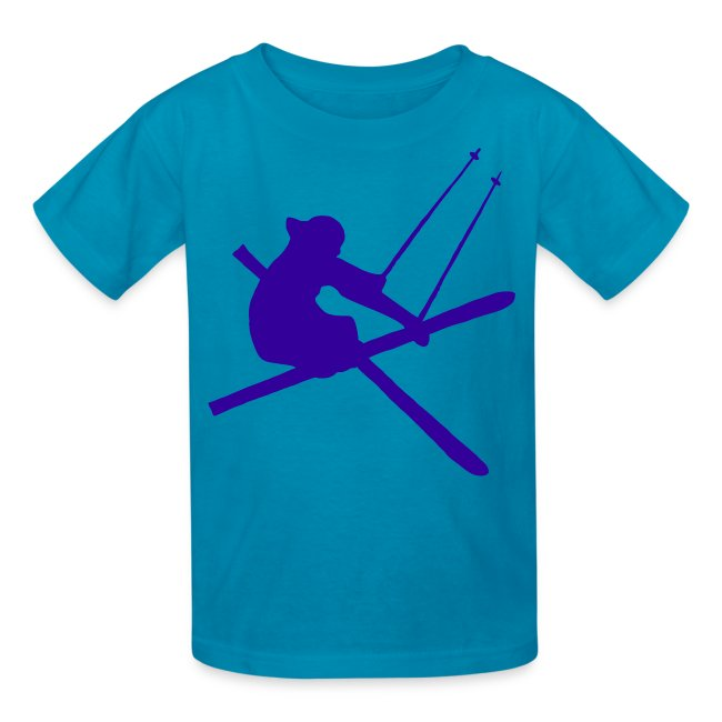 Freeskier T-Shirt - Kids'