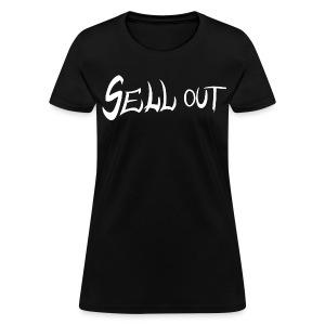 Sell Out (Clean) Women's T-Shirt - Women's T-Shirt