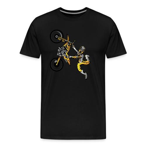 Motorbike t-shirt - Men's Premium T-Shirt