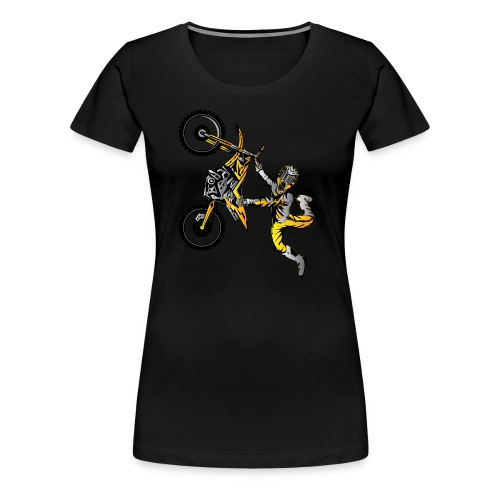 Motorbike t-shirt - Women's Premium T-Shirt