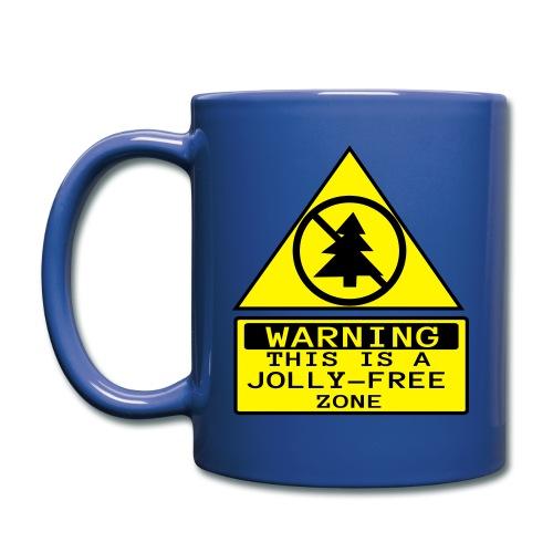 Jolly Free Zone - Full Color Mug