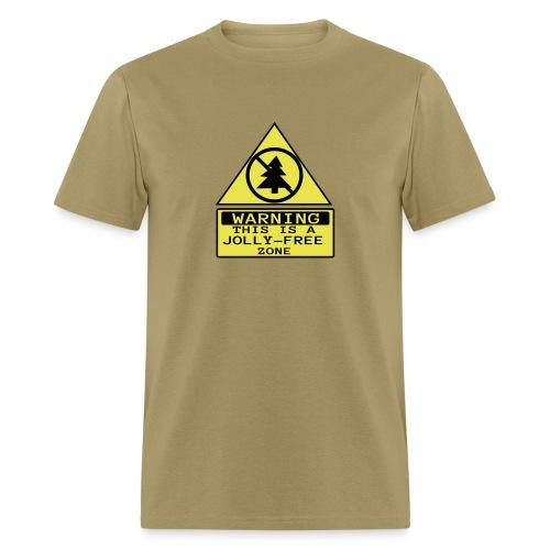 Jolly Free Zone - Men's T-Shirt