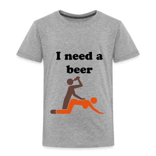 beer  - Toddler Premium T-Shirt