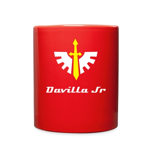 Davilla Jr Knight Mug - Full Color Mug