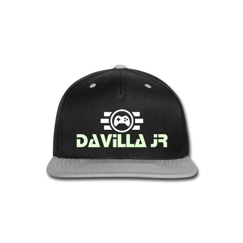 Davilla Jr Hat - Snap-back Baseball Cap