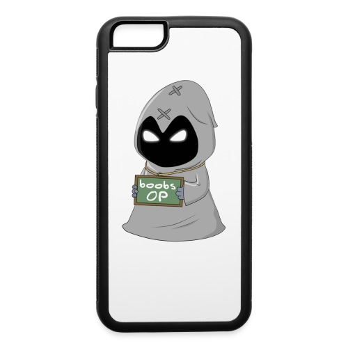 Mutey: Boobs OP rubber iPhone 6 case - iPhone 6/6s Rubber Case