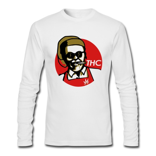 'THC' Long Sleeve - Men's Long Sleeve T-Shirt by Next Level