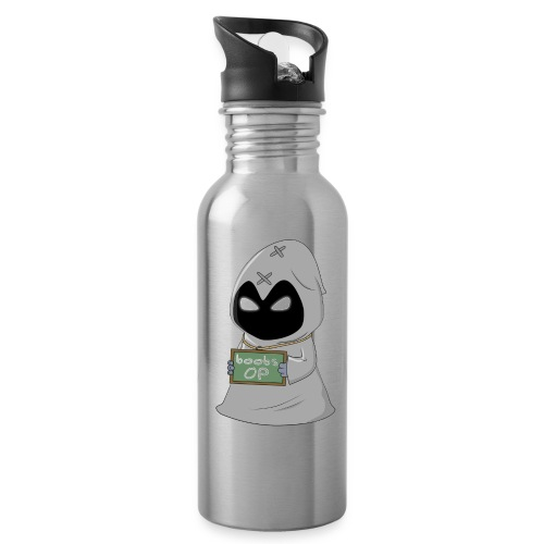 Mutey Boobs OP water bottle - Water Bottle