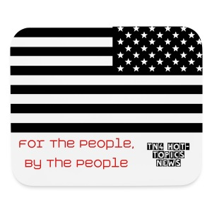 Freedom Of Speech TN4 Mouse Pad - Mouse pad Horizontal