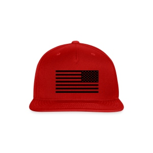 Freedom Of Speech TN4 Snap-Back Cap - Snap-back Baseball Cap
