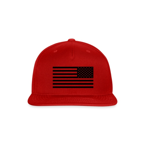 Freedom Of Speech TN4 Snap-Back Cap - Snap-back Baseball Cap