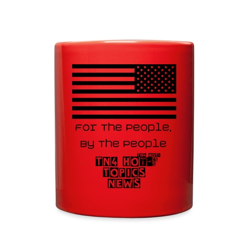 Freedom Of Speech TN4 Coffee Mug - Full Color Mug