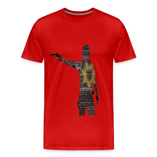 Men's Premium T-Shirt Rick Grimes - Men's Premium T-Shirt