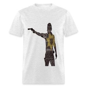 Men's T-Shirt Rick Grimes - Men's T-Shirt
