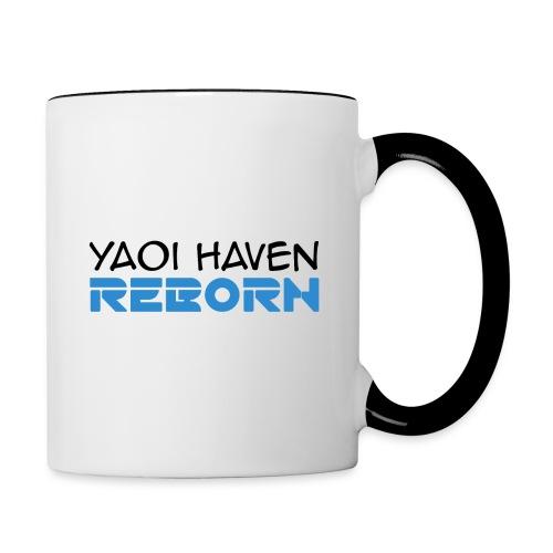 YHR Double Logo Mug - Contrast Coffee Mug