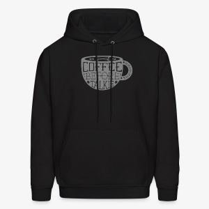 Coffee Before Talkie - Men's Hoodie