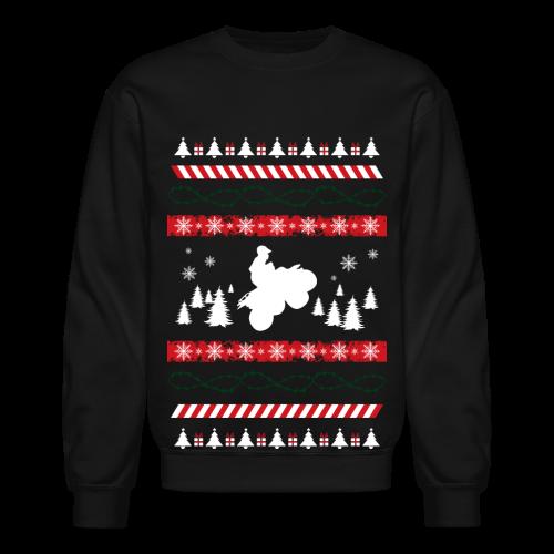 Ugly Christmas Quad - Crewneck Sweatshirt