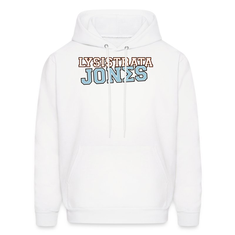 Lysistrata Jones - Men's Hoodie
