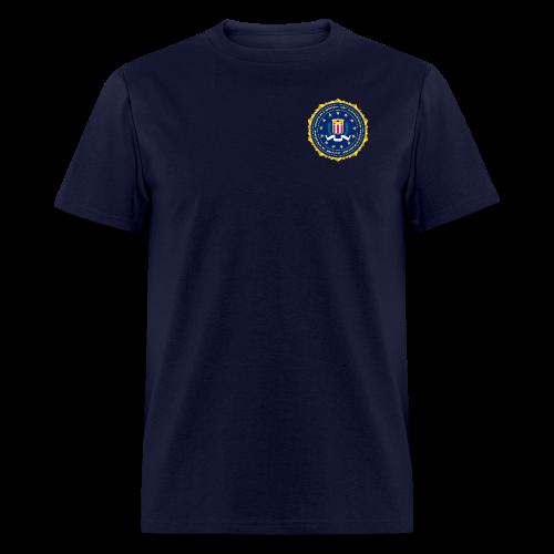 Men's Standard T- FBI Deluxe - Men's T-Shirt