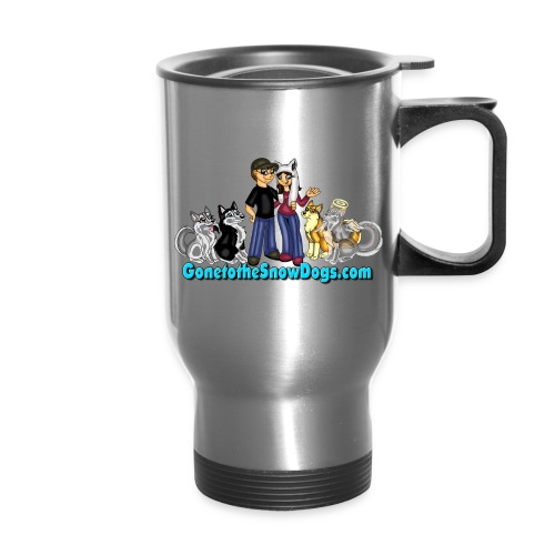 Snow Dogs Vlogs - Travel Mug - Travel Mug